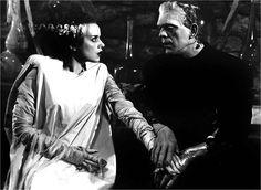 Elsa Lanchester, a monstra boa