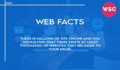 There is millions of site online and you would find that there exists at least thousands of websites that belongs to your niche. Email : sales@websolutionscompany.com.au #websites #WebsiteDesignMelbourne #WebsiteDesignAgencyMelbourne #WebsiteDesignCompanyinMelbourne #WebDesignSydneyWebsiteDesign #WebDesignSydneyWebsiteDesignBrisbane #WebsiteDesignBrisbane #WebsiteDesignPerth #websolutionscompany #wsc Brisbane, Melbourne, Immigration Help, Affordable Website Design, Marketing Channel, Website Design Company, Web Design Agency, Financial Planner, Education System
