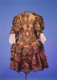 Louis XIV's ballet era ~ Ballet gown