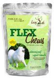 Glucosamine for Dogs; Contains Chondroitin and MSM; Contains Beneficial Omega 3 Fatty Acids; Joint Health Supplement for Dogs; Provides Hip and Joint Comfort; Great Tasting Flex Chew; DOGS LOVE THEM; Easy to Administer; Money Back Guarante