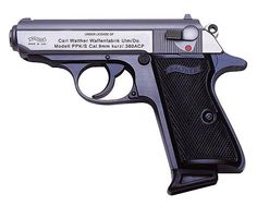 Walther PPK/S .380acp Stainless DA, 7 round Find our speedloader now! http://www.amazon.com/shops/raeind