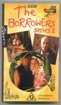 The Borrowers Series two, VHS front