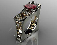 Creole Jewellery Design