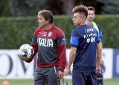 Do gặp phải chấn thương trong lúc tập luyện, Stephan El Shaarawy có thể sẽ không kịp góp mặt trong trận đấu giữa Italia và Hà Lan vào rạng sáng mai.