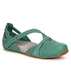 Ahnu Tulliah Asymmetrical Mary Jane Skimmers #Dillards