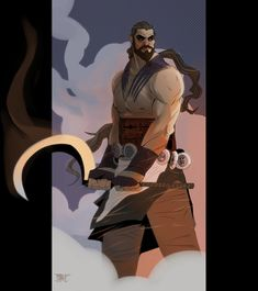 The Khal - Games Of Throne