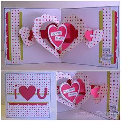 Sizzix: Die Cutting Inspiration and Tips: I {Heart} U