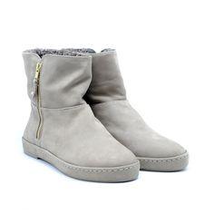 GAIMO 0800 Laos Nubuck Anckle Boots | Spanish Fashion - SPANISH SHOP ONLINE | Spain @ your fingertips