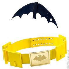 #Batman 66 classic #series tv utility belt & batarang prop #cosplay,  View more on the LINK: http://www.zeppy.io/product/gb/2/252412689464/