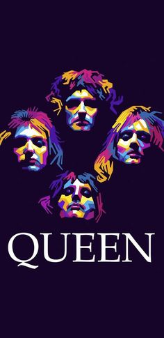 """Wallpaper inspired in rock band """"Queen"""" Band Wallpapers, Cool Wallpapers For Phones, Image Tumblr, Rock And Roll, Musik Wallpaper, Iphone Wallpaper Nerd, Rock Band Posters, Queen Poster, Queens Wallpaper"""