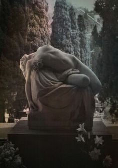 Staglieno Cemetery, Genova, Italia...