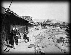 100년전 한국6, 1907년 중학천