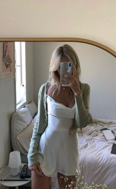 Cute Casual Outfits, Pretty Outfits, Pretty Dresses, Look Fashion, Fashion Outfits, Looks Pinterest, Mode Inspiration, Looks Style, Aesthetic Clothes