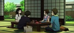 The club organizes a meet-up to discuss Eru's uncle's mystery. At Eru's house, each member (consisting of Eru, Hōtarō, Satoshi and Mayaka) presents their summary of research and their theories.