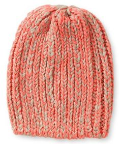4c50bf52696 Bi-Color Knit Boyfriend Beanie - Aeropostale Winter Wear