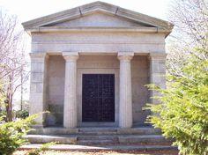Tenney | C. H. Tenney Mausoleum, Maple Grove Cemetery, Methuen, MA.