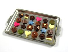 Hey, I found this really awesome Etsy listing at https://www.etsy.com/listing/110447100/dollhouse-miniature-food-chocolate