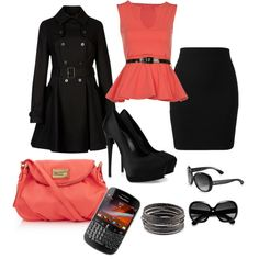 """""""Power outfit for work"""" by aubrey-tyson on Polyvore"""