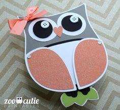 DIY Owl Invitations on Etsy, $13.71 CAD