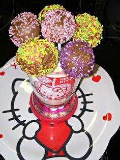 Cake pops superfáciles