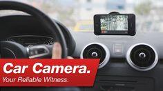 Car Camera DVR. Dashboard GPS Black Box DVR HD (Navigation)