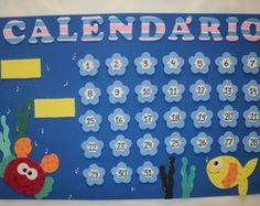 Calendário de EVA