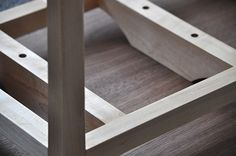 The Tokito Table is inspired by certain elements and aesthetics of Japanese furniture design as well as fashion design. The Tokito Table combines traditional craftsmanship with modern simplicity, and timeless styling. Handcrafted from fine hardwood, the t…