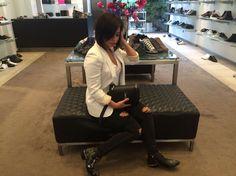 #chloe Susanna boots# Saint Laurent bag# 2016