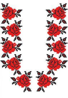 FL127 Cross Stitch Art, Cross Stitch Borders, Cross Stitch Designs, Cross Stitching, Cross Stitch Embroidery, Cross Stitch Patterns, Ribbon Embroidery, Embroidery Patterns, Motifs Blackwork