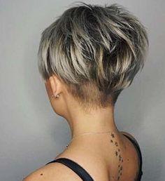 Short Hairstyle 2018 - 17