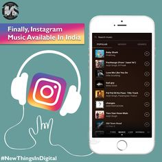Yeah, you can finally add music stickers to your Instagram stories and share them with the world. Instagram added the ability to add music to your story back in June this year, but it was restricted to a select few countries. This feature is launch in India, allowing users to add official music tracks to their Story from a library of popular songs - both regional and international. #FridayFeeling #instagrammusic #InstagramStories #Instagram #marketingtips #socialmediamarketing…