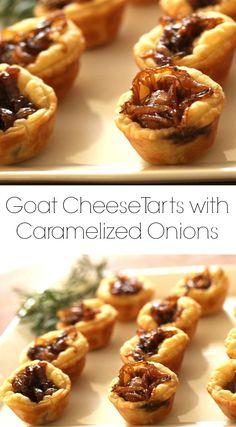 Caramelized Onion And Goat Cheese Cornbread Recipe — Dishmaps