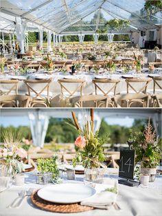 reception table decor #tabledecor @weddingchicks