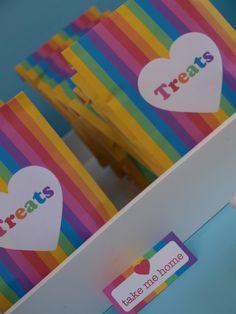 Rainbow Guest Dessert Feature « SWEET DESIGNS – AMY ATLAS EVENTS