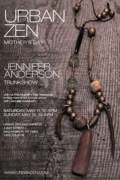 urban zen e-mail ad, love the necklace