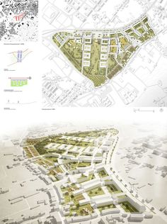 masterplan firenze scandicci area ex caserma lupi di toscana  ~ Great pin! For Oahu architectural design visit http://ownerbuiltdesign.com