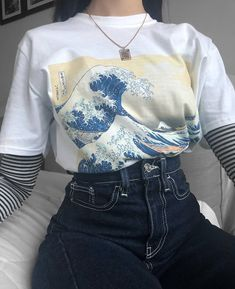 outstanding grunge outfits ideas for women 13 ~ thereds.me outstanding grunge outfits ideas for women 13 ~ thereds. Aesthetic Fashion, Aesthetic Clothes, Look Fashion, Teen Fashion, Fashion Outfits, Aesthetic Outfit, Aesthetic Style, Aesthetic Vintage, Womens Fashion