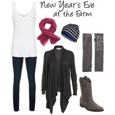 Perfect outfit for New Year's Eve!