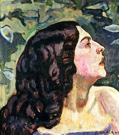 Untitled Ferdinand Hodler