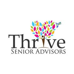 """Thrive Senior Advisors �20Help Us Express The Word """"Thrive"""" In Our New Logo"""