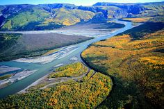 Nahanni River, Northwest Territories, Canada