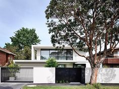 350 Likes, 6 Comments - design Melbourne Architecture, Contemporary Architecture, Architecture Design, Outdoor Spaces, Outdoor Living, Outdoor Decor, Dream Home Design, House Design, Facade House