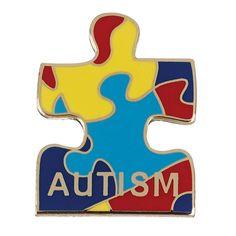"Prestige Medical ""Autism"" Professional Tac | allheart.com #nurse #doctor #hospitalstyle #medicalstyle #autism"