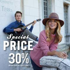 Special Price -30% l Antecipe as suas compras de Natal! 30% de desconto em artigos assinalados nas lojas Lion of Porches e Loja Online www.lionofporches.com