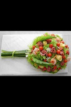Edible arrangement :)