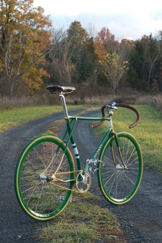 My Custom Bilenky 'Hetchins Tribute' Track Bike | Flickr