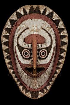 | Elema Mask, Papua New Guinea
