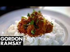 Chicken Tikka Masala - Gordon Ramsay - YouTube
