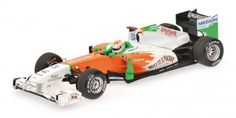 FORCE INDIA F1 TEAM VJM04 - ADRIAN SUTIL - 2011 - Formula 1 - Racing cars…