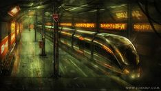 Subway by KaizenDesign